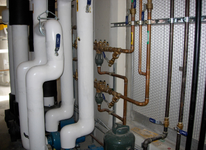 Plumbing - Perryman Mechanical, Inc.